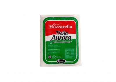 Queso Mozzarella Doña Aurora