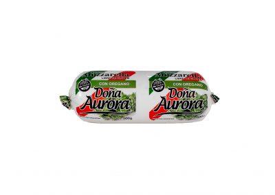 Queso Mozzarella Oregano Doña Aurora de Lácteos Aurora 500g
