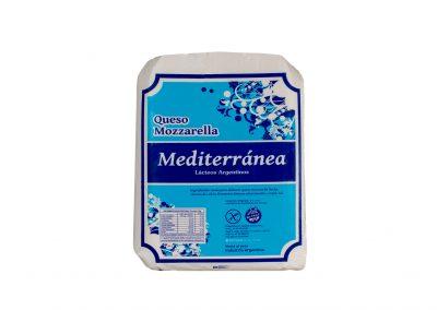 Queso Mozzarella Mediterránea de Lácteos Aurora 10Kg aprox.