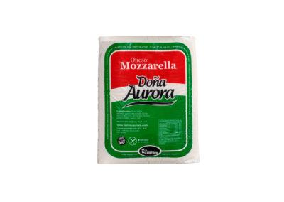 Doña Aurora Mozzarella Cheese by Lácteos Aurora 10Kg approx.