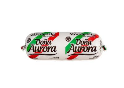 Doña Aurora Mozzarella Cheese by Lácteos Aurora 500g.
