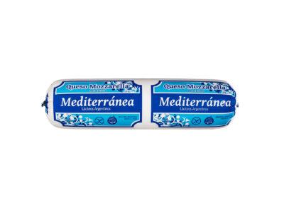 Mozzarella Mediterránea Cheese by Lácteos Aurora 5Kg approx.