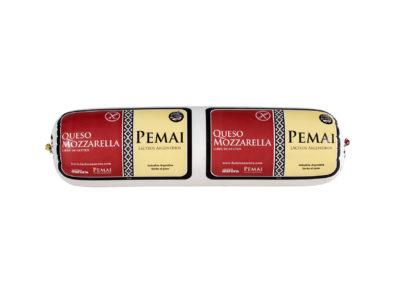 Mozzarella Pemai cheese by Lácteos Aurora 5Kg approx.