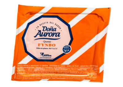 Queso Fynbo Doña Aurora Porcionado