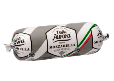 Doña Aurora Smoked Mozzarella Cheese by Lácteos Aurora 500g