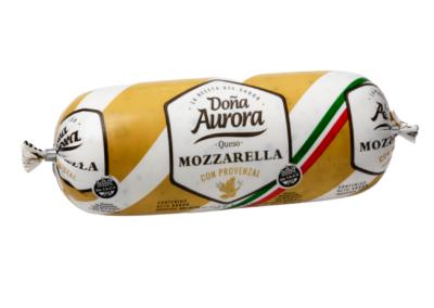 Doña Aurora Provençal Mozzarella Cheese by Lácteos Aurora 500g