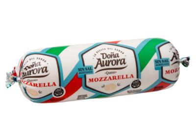Doña Aurora Mozzarella Cheese by Lácteos Aurora Without salt